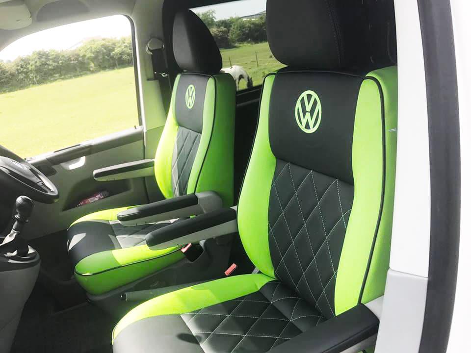 Volkswagen seat installation
