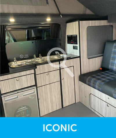Rising Sun campers - Conversion Packages - Iconic - Image